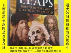 二手書博民逛書店Quantum罕見Leaps:100 scientists wh