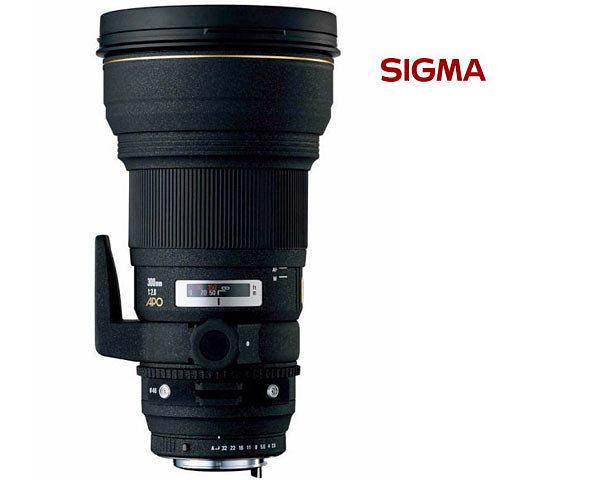 【聖影數位】SIGMA 300mm F2.8 EX DG APO HSM 鏡頭 (恆伸公司貨 三年保固)