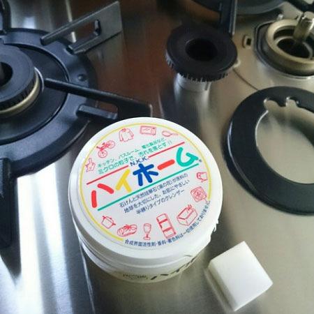 日本 珪華 hihome 多功能去污清潔膏 400g 萬用清潔膏 去污 清潔膏 清潔劑 油污 水漬 湯之花