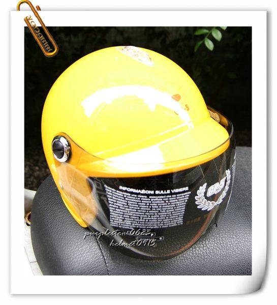 GP-5兒童安全帽,005,黃色小鴨/黃