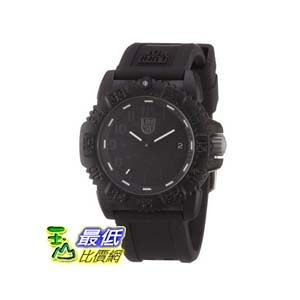 [美國直購 ShopUSA] Luminox 女錶 Colormark Blackout Black Dial Black Rubber Ladies Watch 7051.BO  $9908