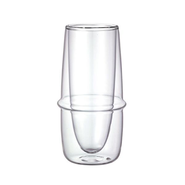 日本KINTO KRONOS 雙層玻璃香檳杯 160ml