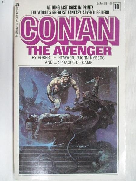 【書寶二手書T8/原文小說_B8A】Conan the Conqueror(10)