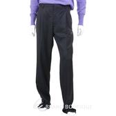 KENZO 鐵灰色抓褶西裝褲(內裡藍色車線) 0580008-01