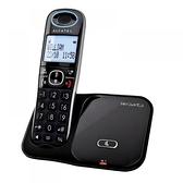 ALCATEL 話筒助聽數位無線電話 XL350 黑