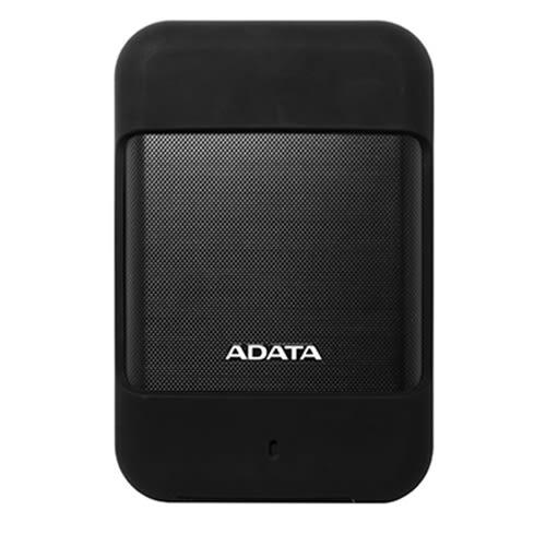 ADATA 威剛軍規行動硬碟HD700-2TB(黑色)【愛買】