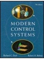 二手書博民逛書店 《Modern Control Systems》 R2Y ISBN:0201501740