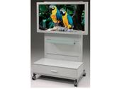 移動型展示架 - ZY686 移動型展示架 電視架