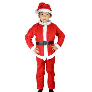 兒童聖誕老人裝扮