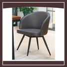 【多瓦娜】班可旋轉餐椅(皮) 21152-488006