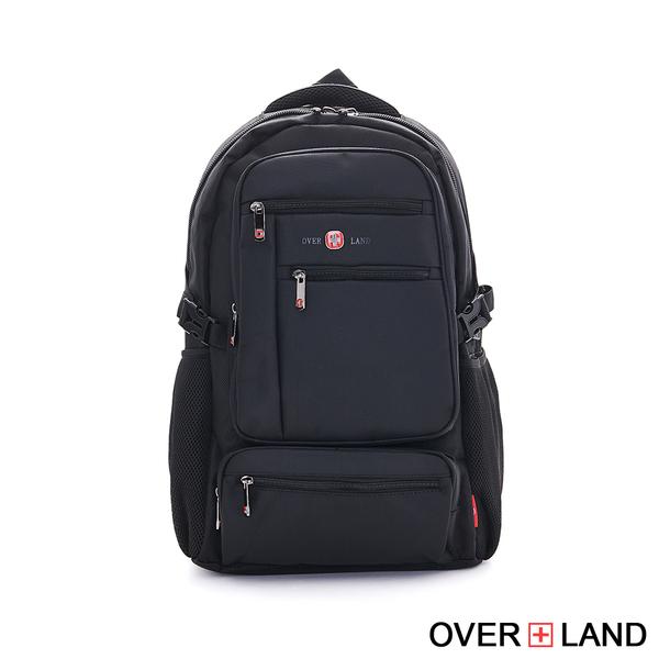 OVERLAND - 美式十字軍 - 多層百搭大容量機能後背包 - 5380