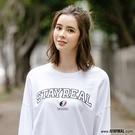 STAYREAL SR美式定番厚棉T