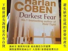 二手書博民逛書店Darkest罕見Fear Darkest Fear [平裝]Y