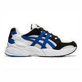 Asics GEL-BND [1021A145-100] 男鞋 運動 休閒 厚底 老爹 經典 潮流 舒適 亞瑟士 白藍