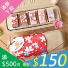 【愛盲土城工坊】九週年紀念版-愛戀桐花手工皂ECO BOX(香味隨機出貨)