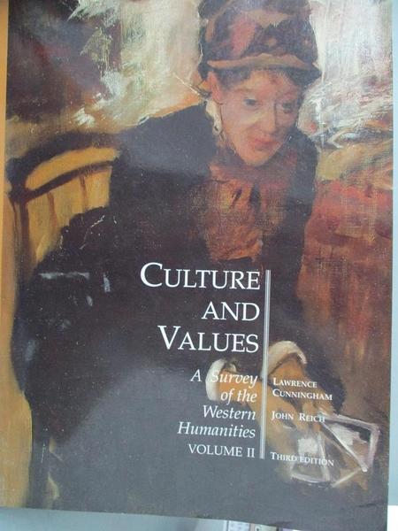 【書寶二手書T5/社會_ZDX】Culture and Values V2 (Culture & Values)