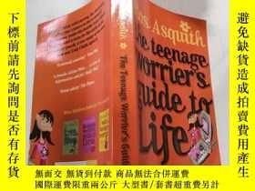 二手書博民逛書店the罕見teenage worrier s Guide to Life:青少年憂患者生活指南Y200392