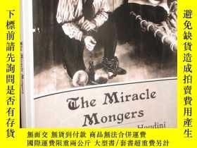 二手書博民逛書店The罕見Miracle Mongers, an Expose by Harry Houdini (16開)