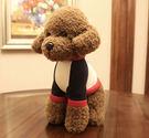 可愛創意狗狗寶貝絨毛玩具1 禮物 禮品 生日禮物!! 30cm