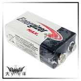 ◤大洋國際電子◢ Energizer勁量 9V鹼性電池/1入 6LR61 522sw1 ( 散裝 / 無吊卡包裝 )