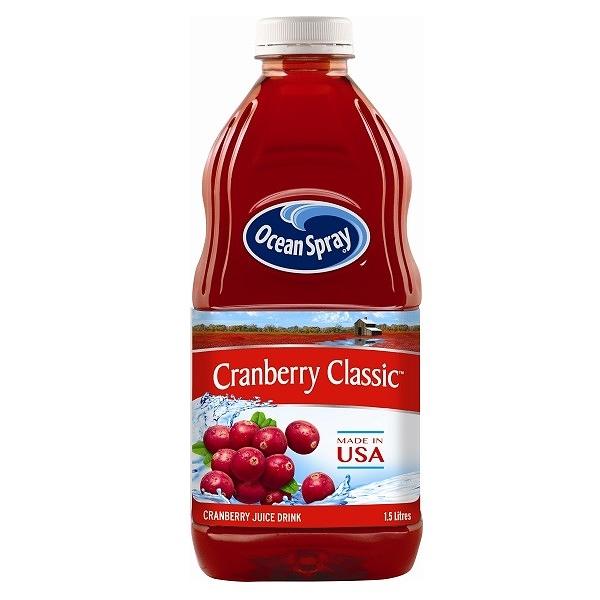 優鮮沛蔓越莓綜合果汁-經典原味1500ml【合迷雅好物超級商城】