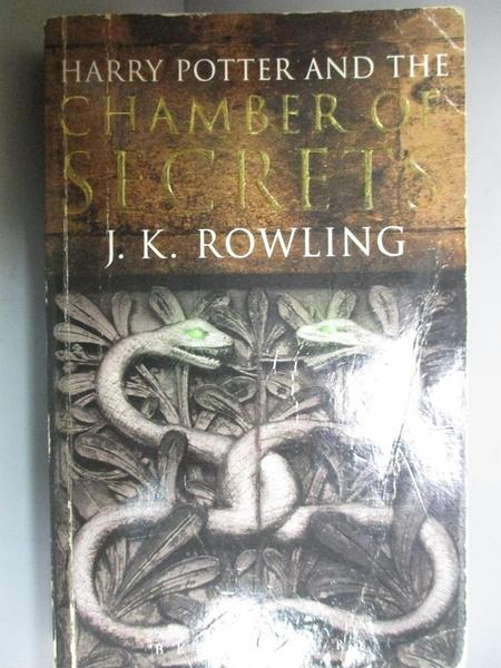 【書寶二手書T4/語言學習_HOD】Harry Potter And The Chamber Of Secrets :