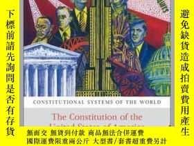 二手書博民逛書店[英文•罕見]《美國憲法:語境的分析》The Constitution of the United States