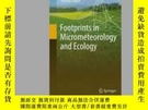 二手書博民逛書店Footprints罕見in Micrometeorology and EcologyY405706 Moni