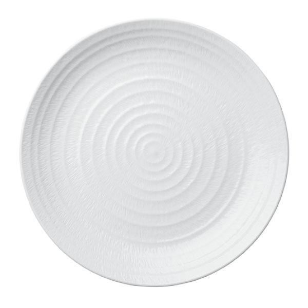 【Luzerne】陸升瓷器 Song 螺旋紋 18cm 圓盤 /SG7001118