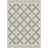 喬勒地毯67x105cm 織格