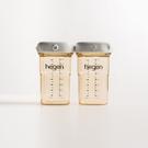 【新加坡hegen】金色奇蹟PPSU多功能萬用瓶240ml 雙瓶組