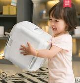 迷你冰箱 4L車載迷妳小冰箱小型家用單門式制冷微型學生宿舍二人世界igo 220v 傾城小鋪