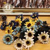 假花 單枝仿真花束假花塑料干花插花裝飾 巴黎春天