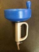 【台北益昌】 正台灣製 毛髮水管疏通器 清管器 手搖通管器 30台尺(9公尺)