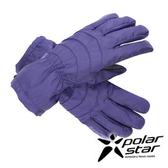 PolarStar 女 防水保暖透氣手套 『紫』P15612