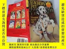 二手書博民逛書店TEACHER S罕見PET: 老師的寵物.Y200392