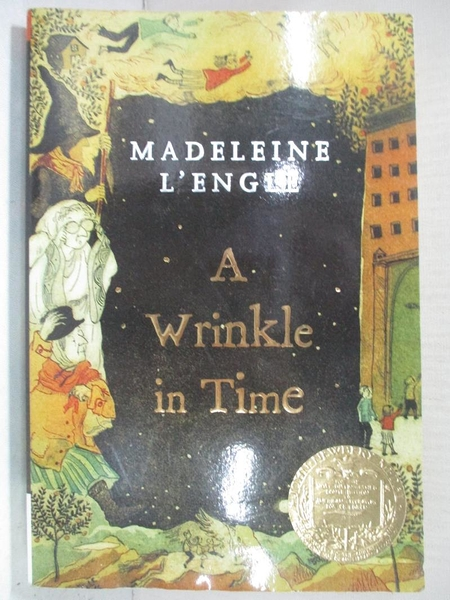 【書寶二手書T1/原文小說_CGO】A Wrinkle in Time_L'Engle