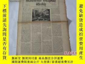 二手書博民逛書店外文原版報紙罕見THE MANCHESTER GUARDIAN WEEKLY 1948年11月11日 第20期 共