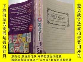 二手書博民逛書店Dork罕見Diaries: Once Upon a Dork:呆子日記:從前的傻子.Y212829