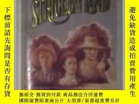 二手書博民逛書店英文原版罕見The Stricken Land by E. V.