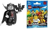 樂高 ( Lego ) 迷你手辦系列2吸血鬼 Vampire ( Minifigure Series2) 8684–5