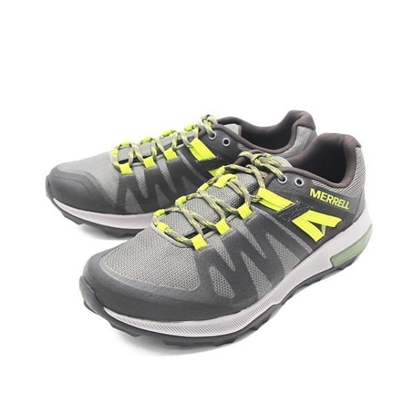 【南紡購物中心】MERRELL(男)ZION FST WATERPROOF郊山健行鞋-橄欖綠(另有灰)