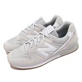 New Balance 休閒鞋 996 灰 白 復古 麂皮 男鞋 女鞋 穿搭推薦 情侶鞋 【ACS】 CM996CPSD