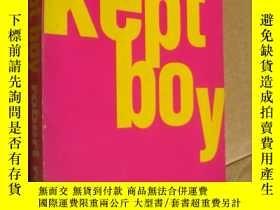 二手書博民逛書店Kept罕見boy 英文原版大32開Y85718 Robert