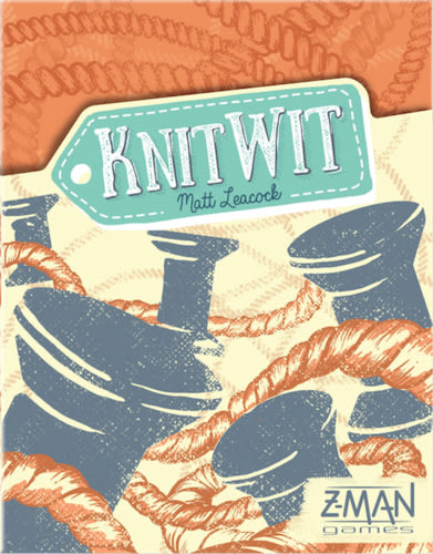 【Broadway】創意編字 Knit Wit 繁體中文版 桌上遊戲