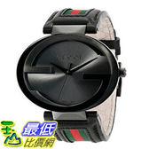 [103美國直購] 男士手錶 Gucci Mens YA133206 Interlocking Iconic Bezel Anthracite Dial Watch $47618