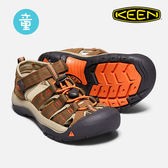 KEEN 童款 織帶涼鞋Newport H2 1018270 / 城市綠洲 (KIDS、水陸兩用、織帶鞋面、戶外休閒、運動涼鞋)