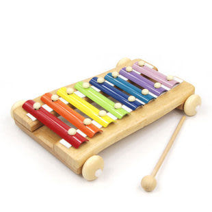 橡膠木八音琴