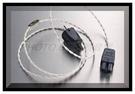 《名展影音》專屬的序號與認證~荷蘭 Crystal Cable 電源線 1米  Micro Diamond (AC to IEC)
