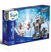 智高GIGO TOYS智能互動機器人 智慧積木系列 #7416-CN